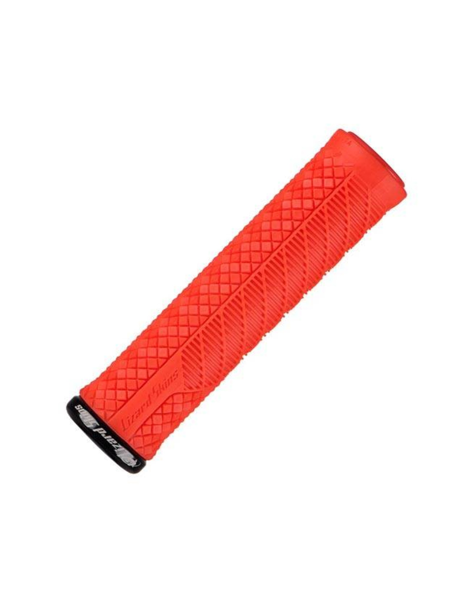 Lizard Skins Lizard Skins Charger Evo Lock On Grips Fire Red