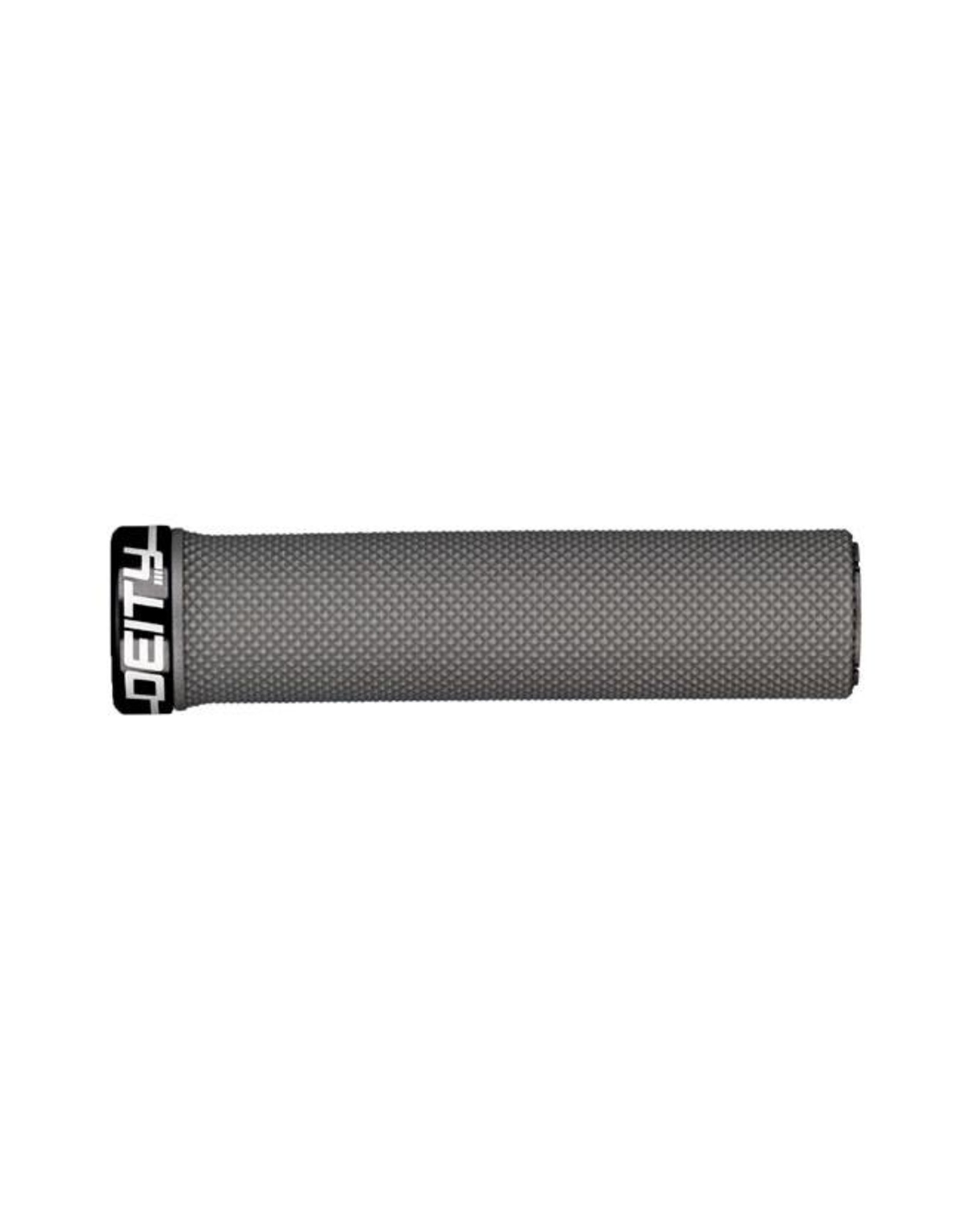 Deity Components Deity Waypoint Lock-on Grips: Stealth with Black Clamp