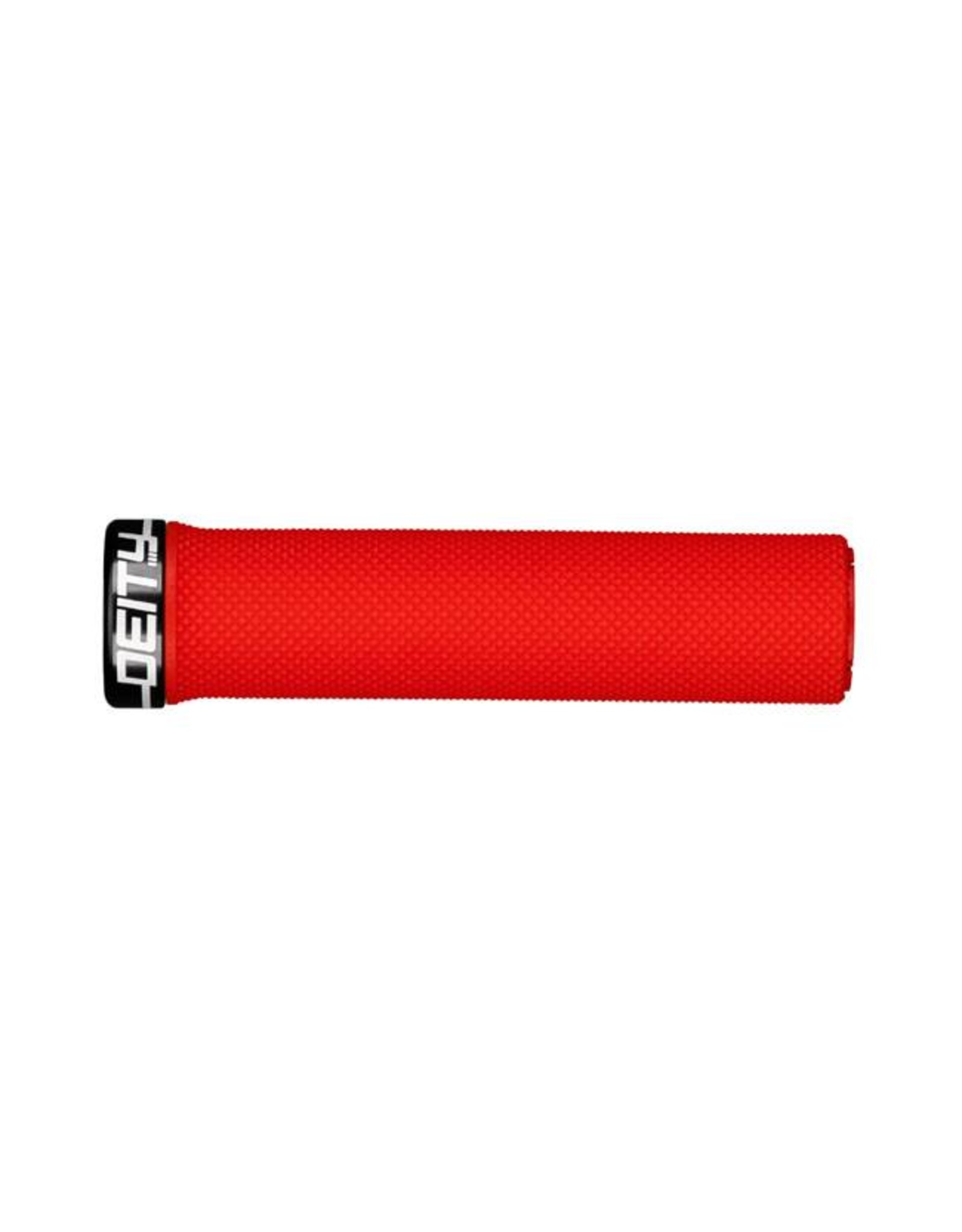 Deity Components Deity Waypoint Lock-on Grips: Red with Black Clamp