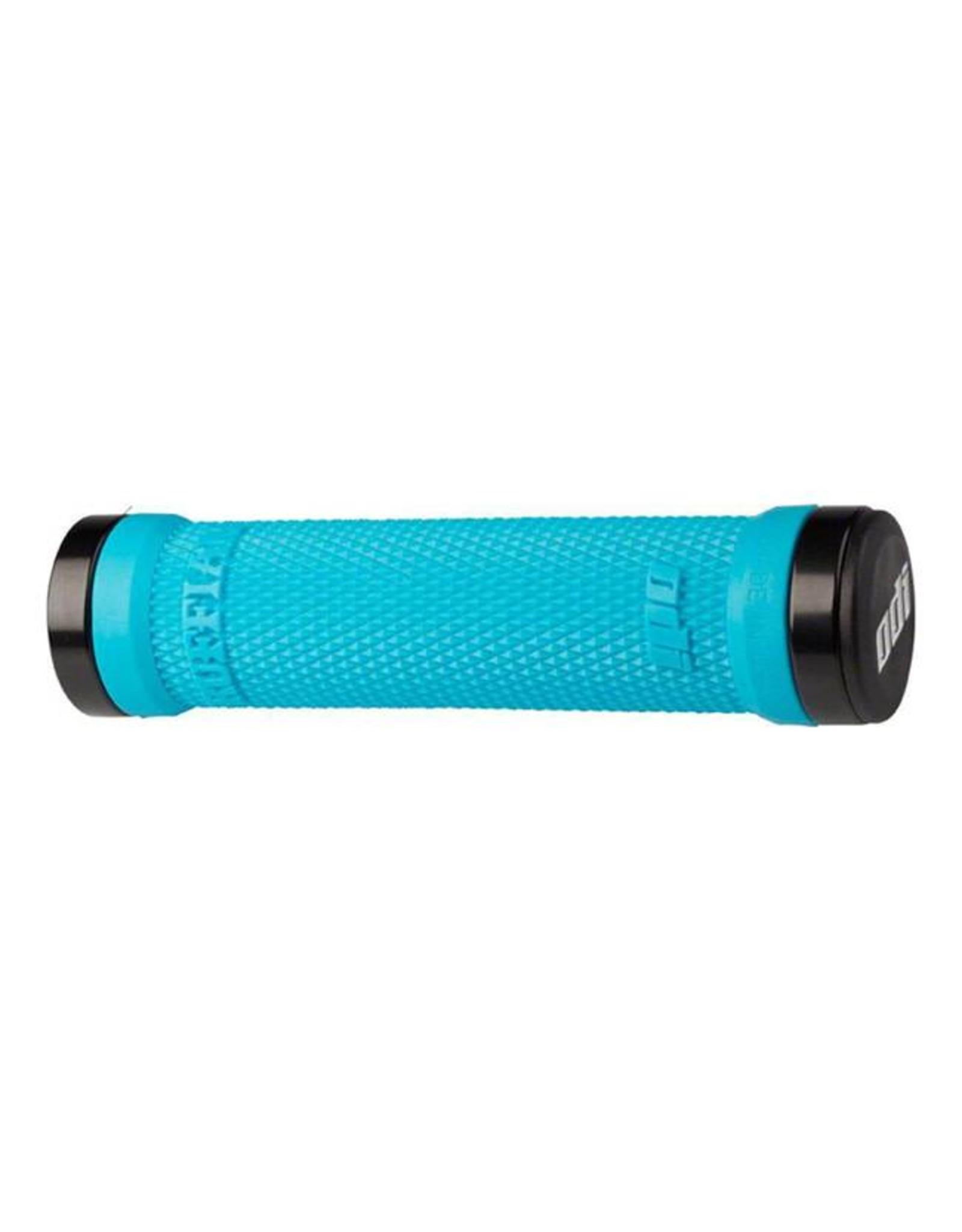 ODI ODI Ruffian MTB Lock On Grips 130mm Aqua