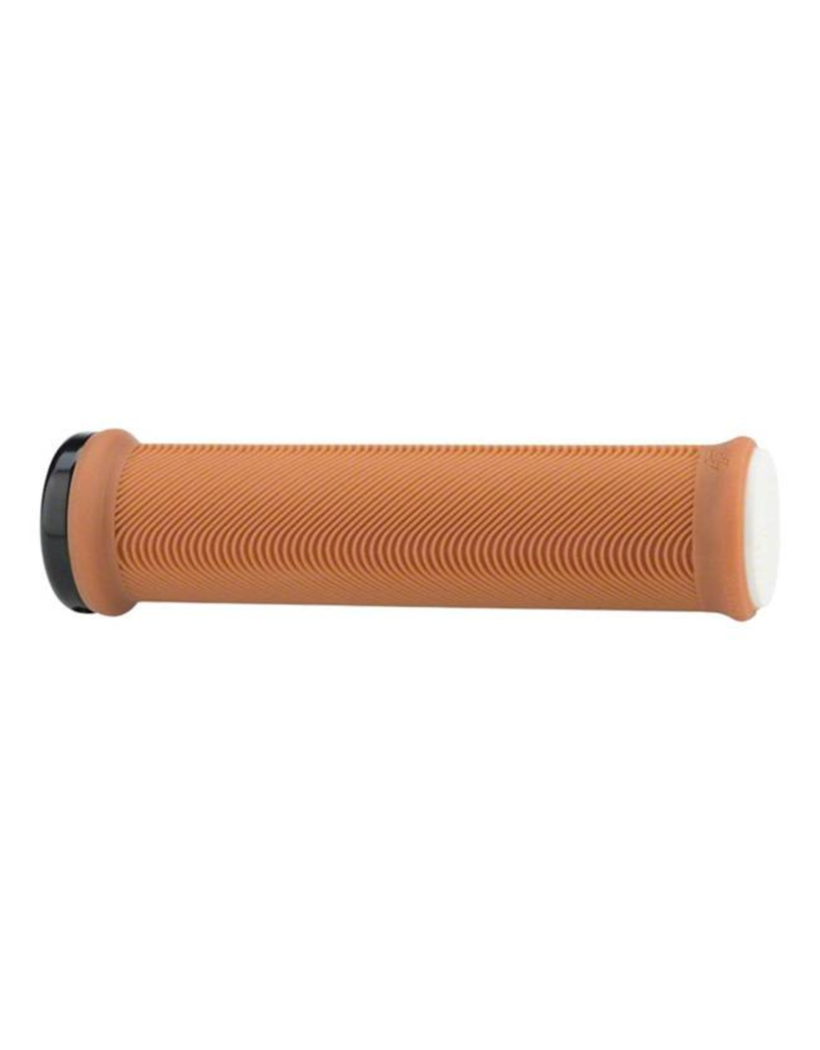 ODI ODI Sensus Lite v2.1 Lock-On Grips Gum/White W/Black Clamps