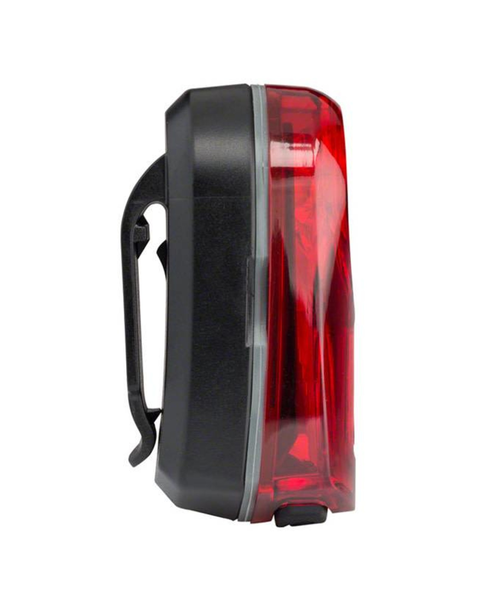 MSW MSW Octodon Rear Taillight with Multiple Lighting Modes: Black