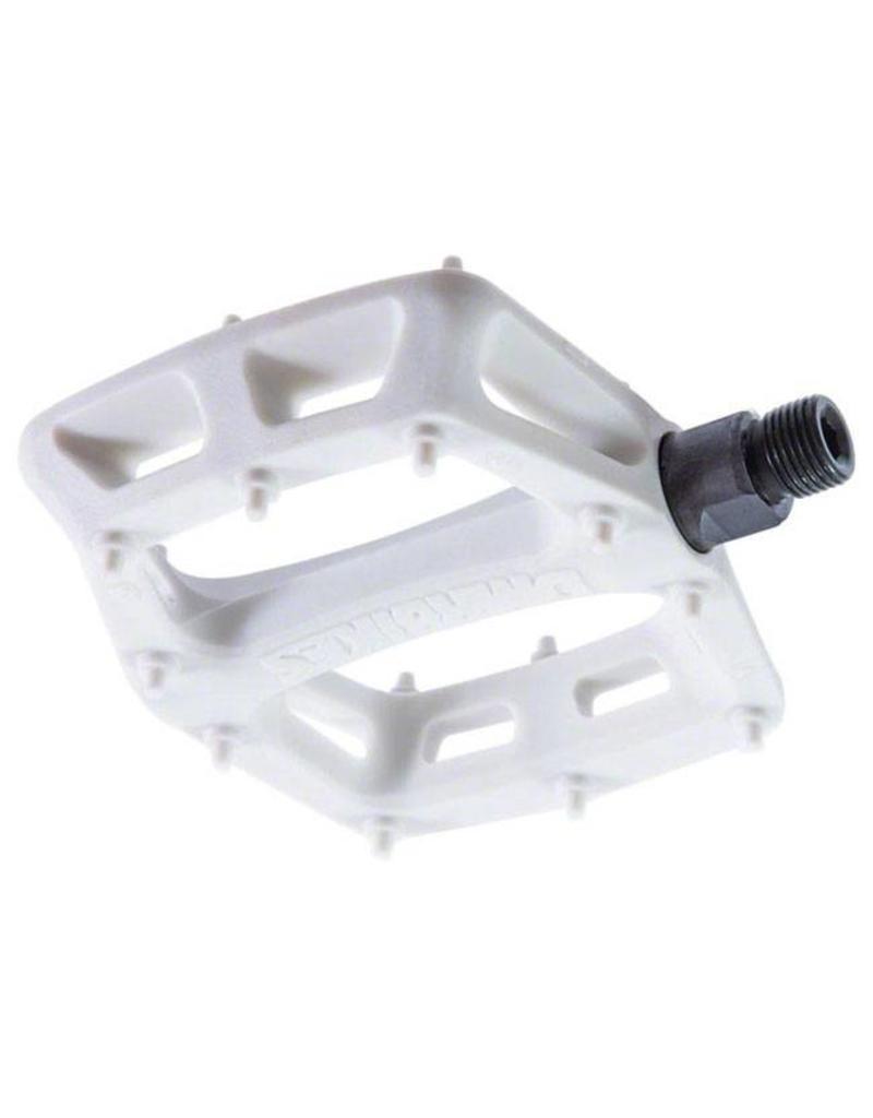 DMR V6 Pedals 9//16 Plastic Platform Black