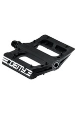 Deity Components Deity Compound Pedals: Black/White Graphics
