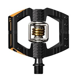 Crank Brothers Crank Brothers Mallet Enduro 11 Pedals: Black/Gold