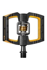 Crank Brothers Crank Brothers Mallet DH 11 Pedals: Black/Gold