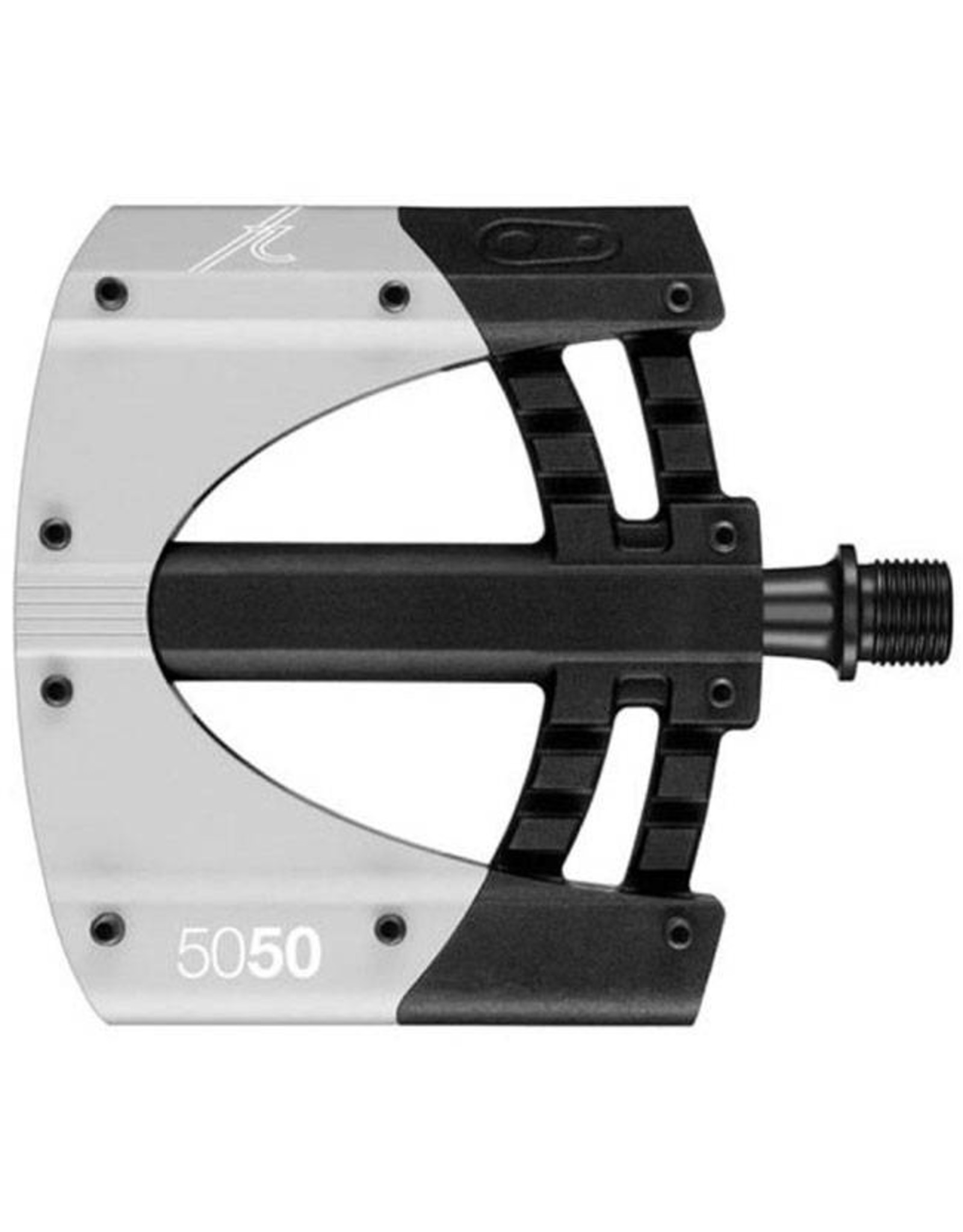 Crank Brothers Crank Brothers  5050 2 Pedals: Black/Silver