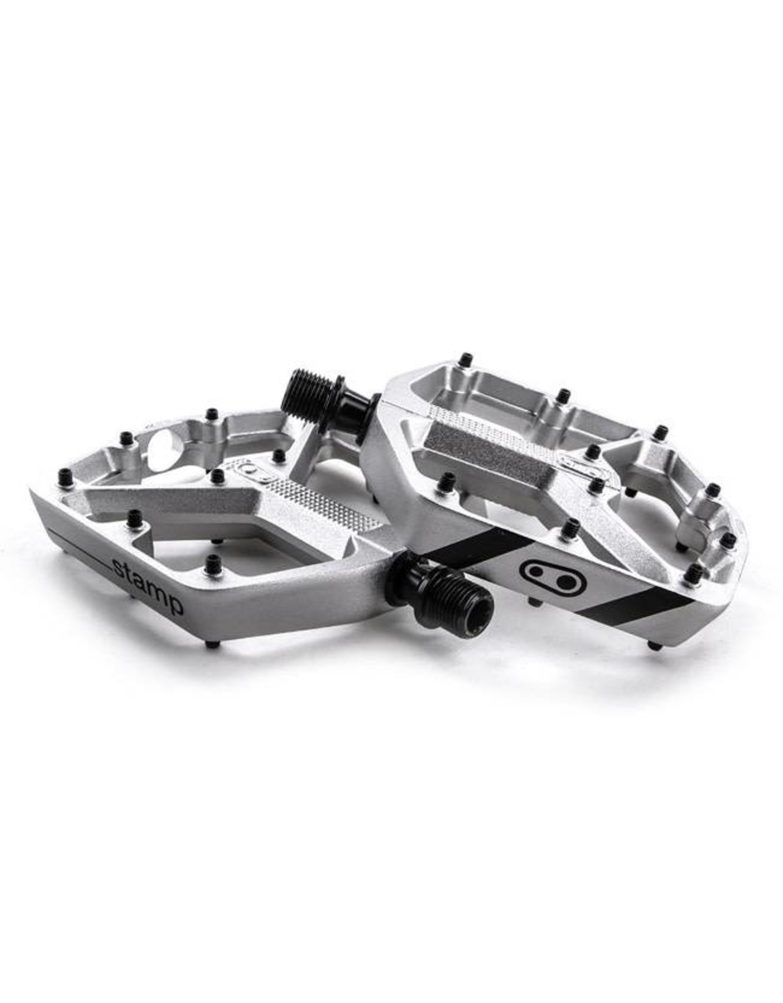 Crank Brothers Crank Brothers Stamp 3 Small Pedals: Danny Macaskill Edition