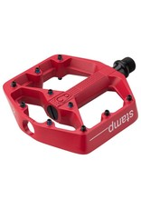 Crank Brothers Crank Brothers Stamp 2 Small Pedals: Red
