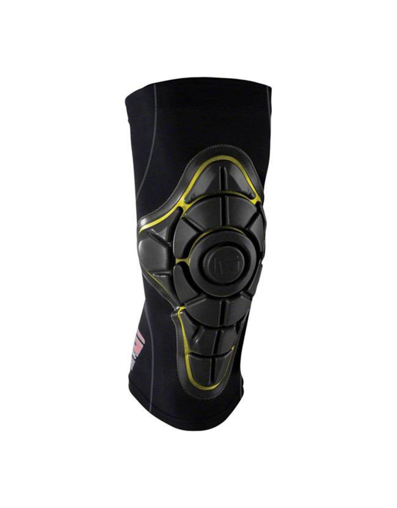 G-Form G-Form Pro-X Knee Pad: Black/Yellow MD