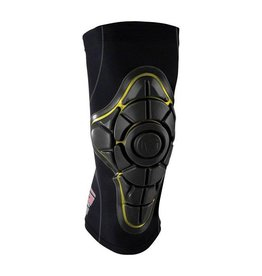 G-Form G-Form Pro-X Knee Pad: Black/Yellow MD