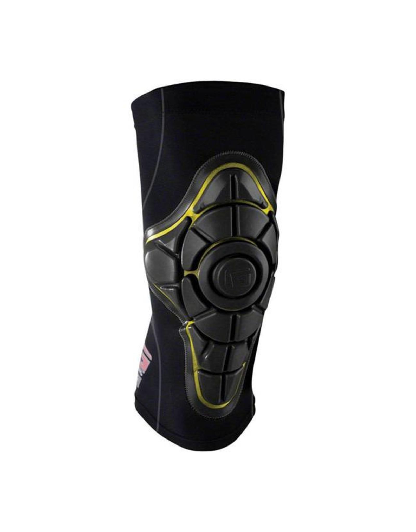 G-Form G-Form Pro-X Knee Pad: Black/Yellow LG