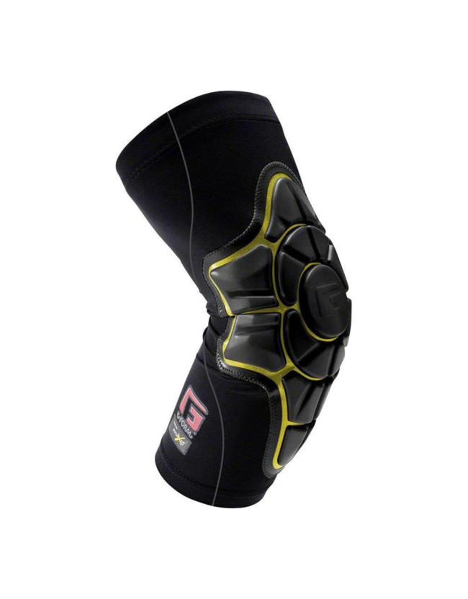 G-Form G-Form Pro-X Elbow Pad: Black/Yellow XS