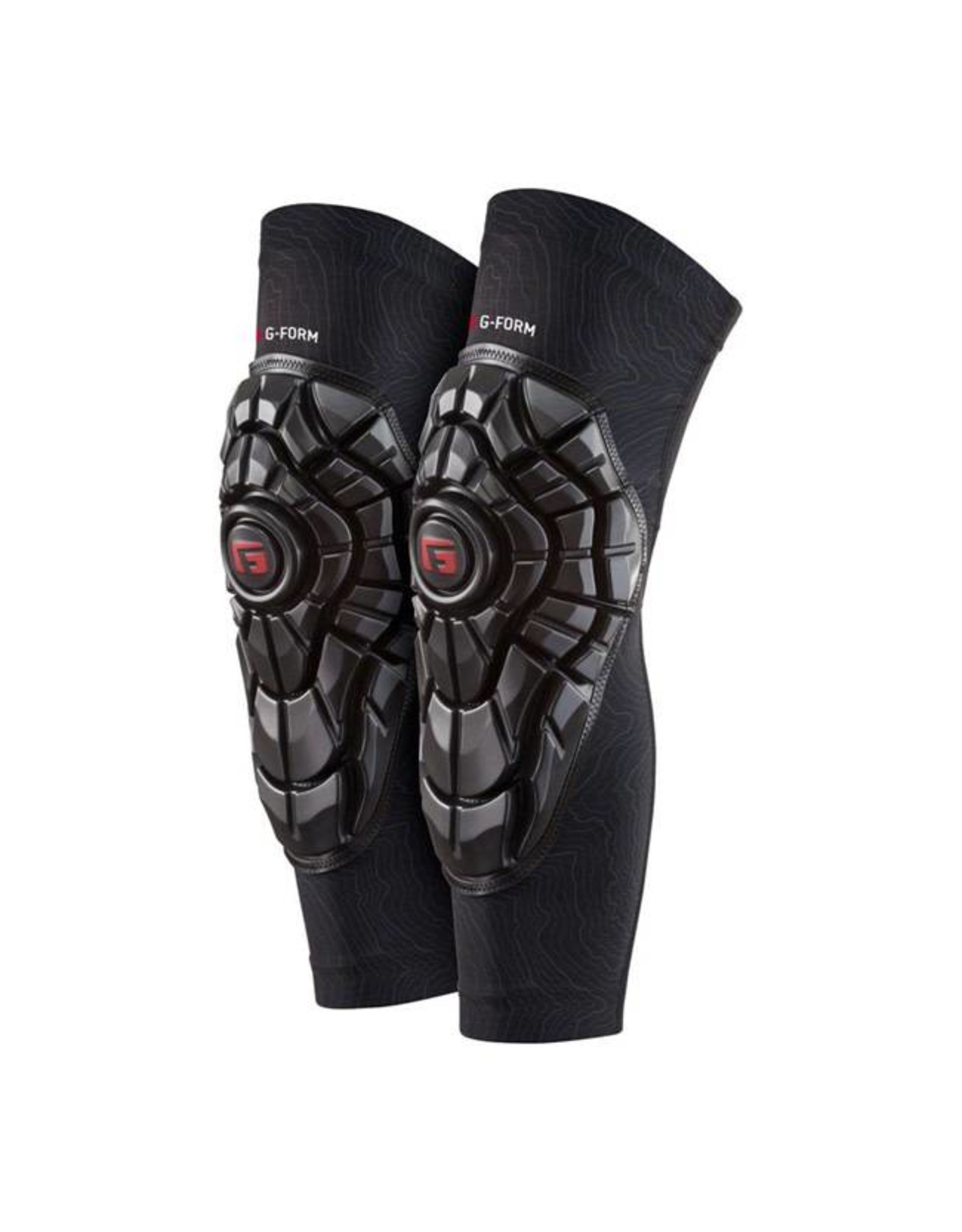 G-Form G-Form Elite Knee Pad: Black/Topo, LG