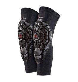 G-Form G-Form Elite Knee Pad: Black/Topo, LG