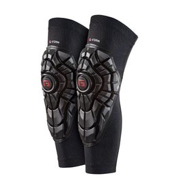 G-Form G-Form Elite Knee Pad: Black/Topo, XL