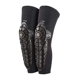 G-Form G-Form Elite Knee-Shin Pad: Black/Topo, XS