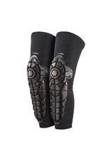 G-Form G-Form Elite Knee-Shin Pad: Black/Topo, LG