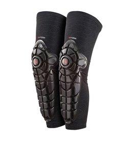 G-Form G-Form Elite Knee-Shin Youth Pad: Black/Topo, SM/MD