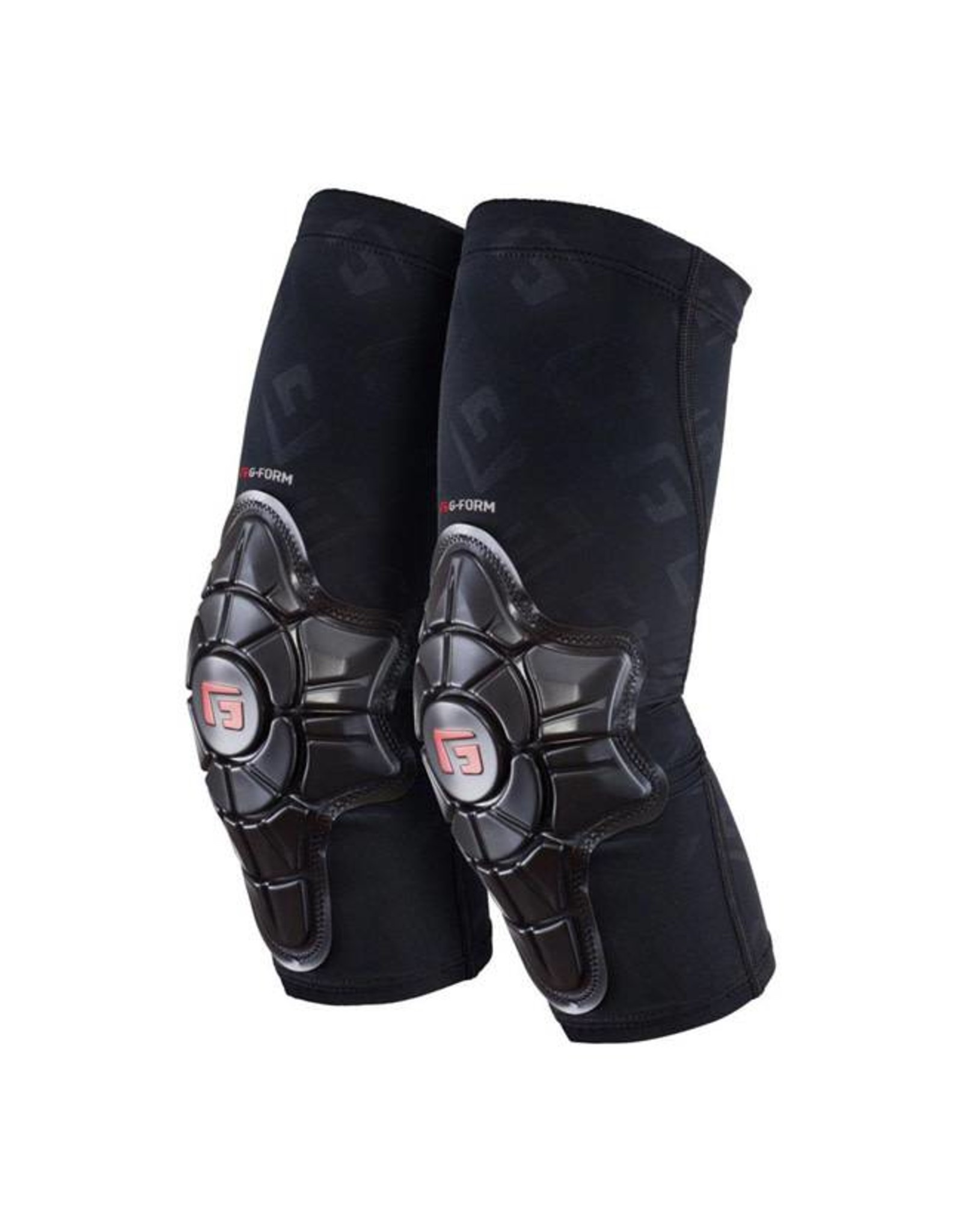 G-Form G-Form Pro-X Elbow Pad: Black/Embossed G, LG