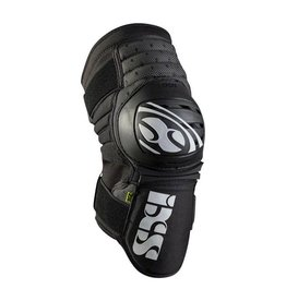 IXS iXS Dagger Knee Guard: Black, MD
