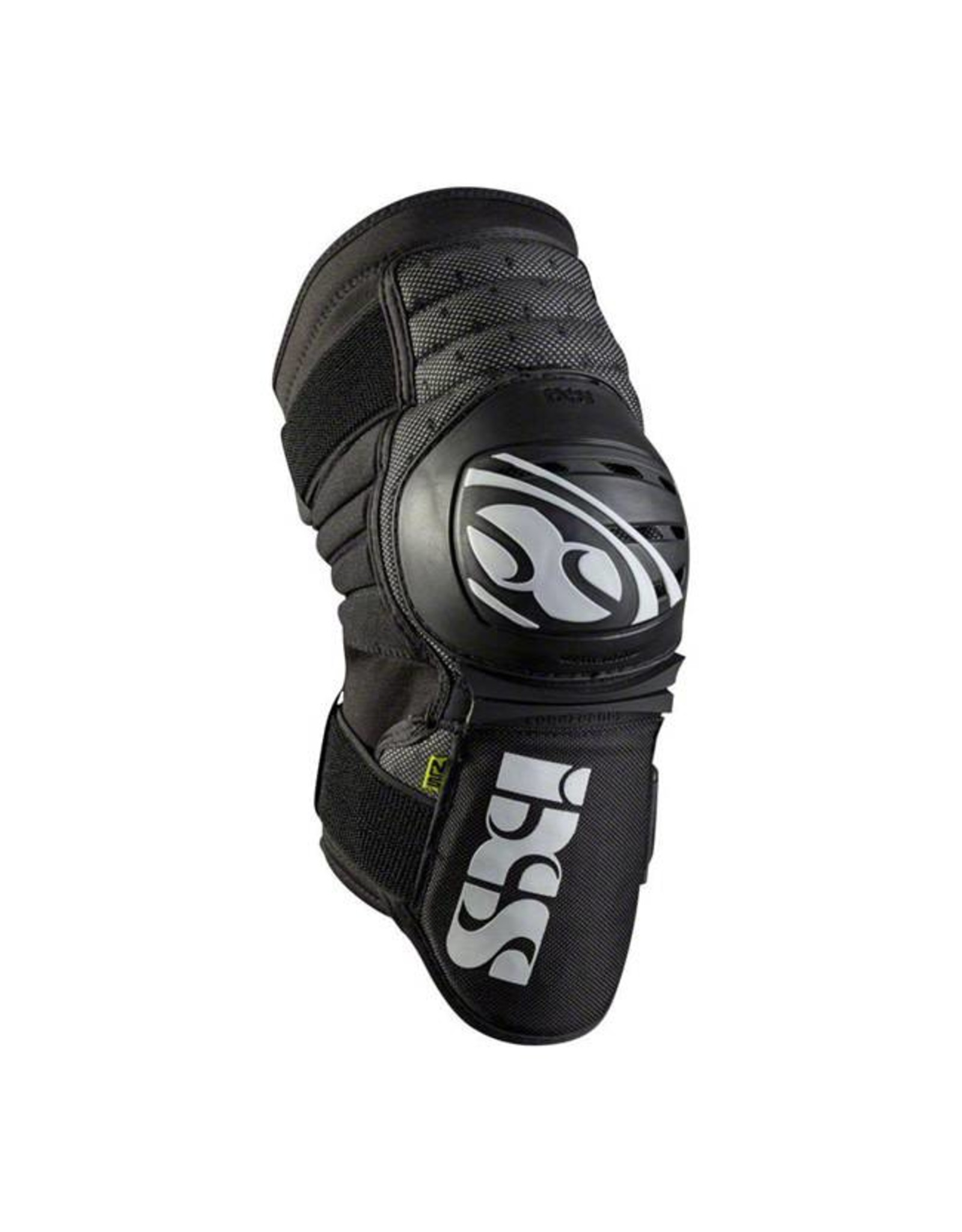 IXS iXS Dagger Knee Guard: Black, LG