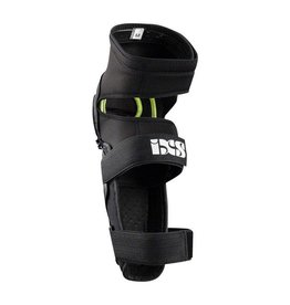 IXS iXS Mallet Knee/Shin Guard: Black, MD