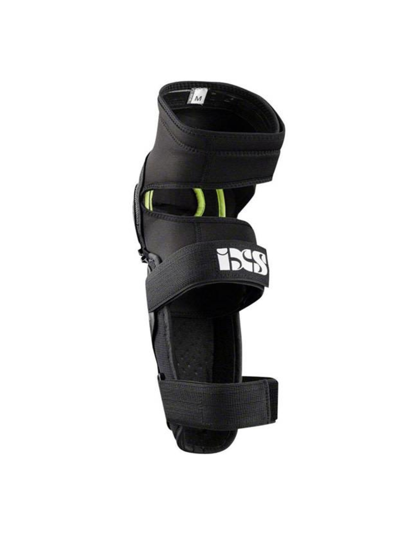 IXS iXS Mallet Knee/Shin Guard: Black, LG