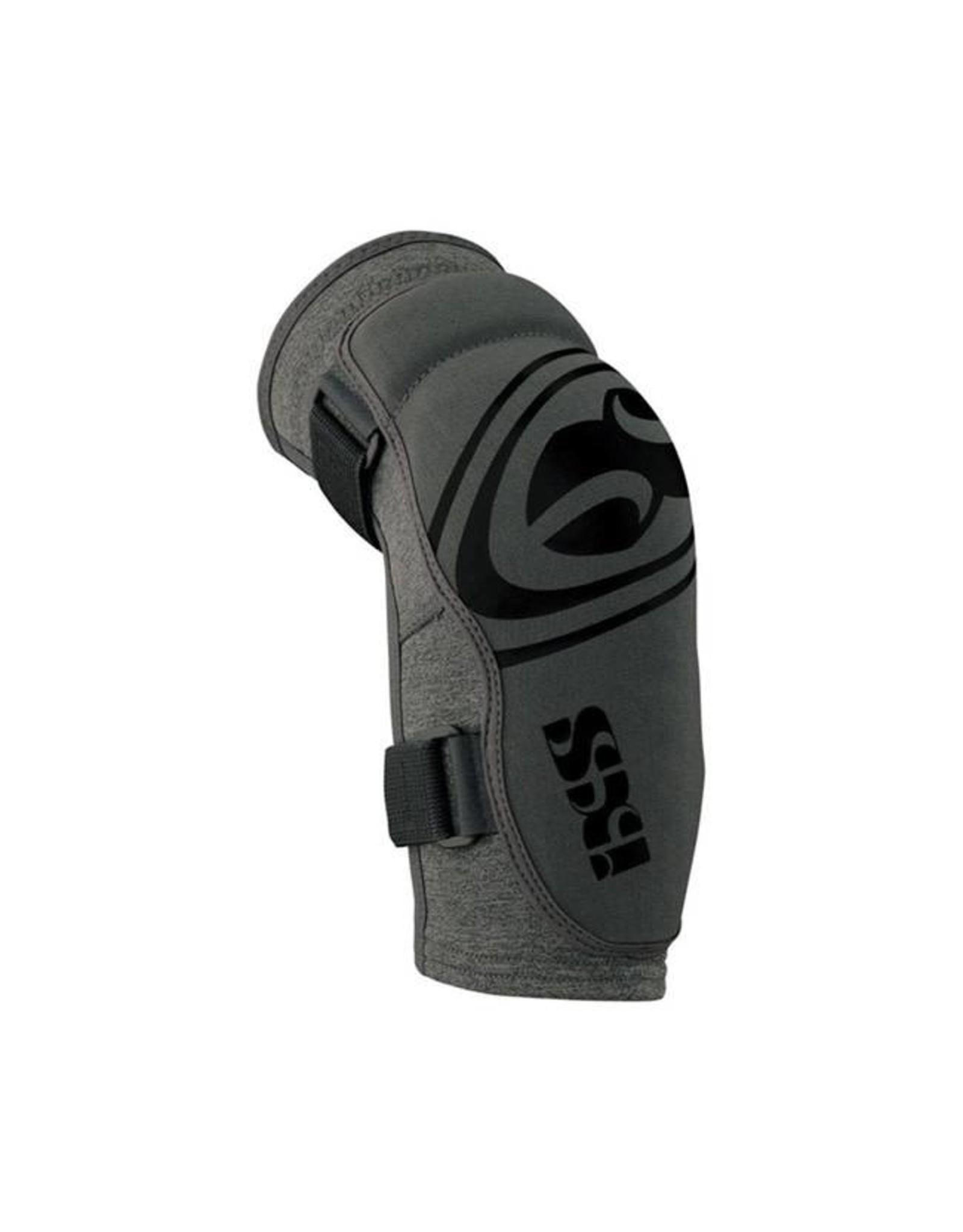 IXS iXS Carve Evo+ Elbow Pads: Gray MD