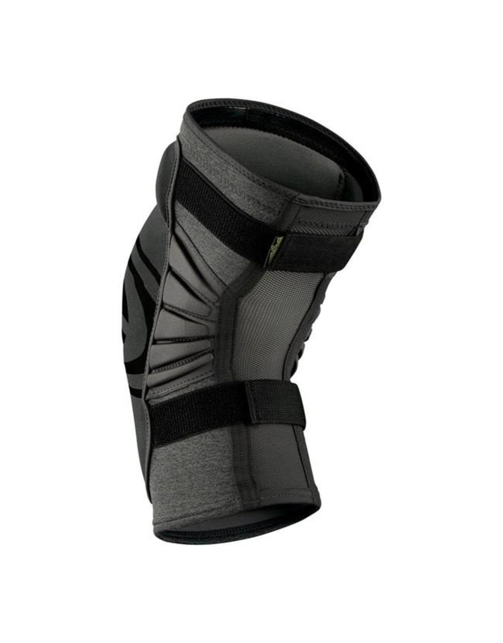 IXS iXS Carve Evo+ Knee Pads: Gray SM