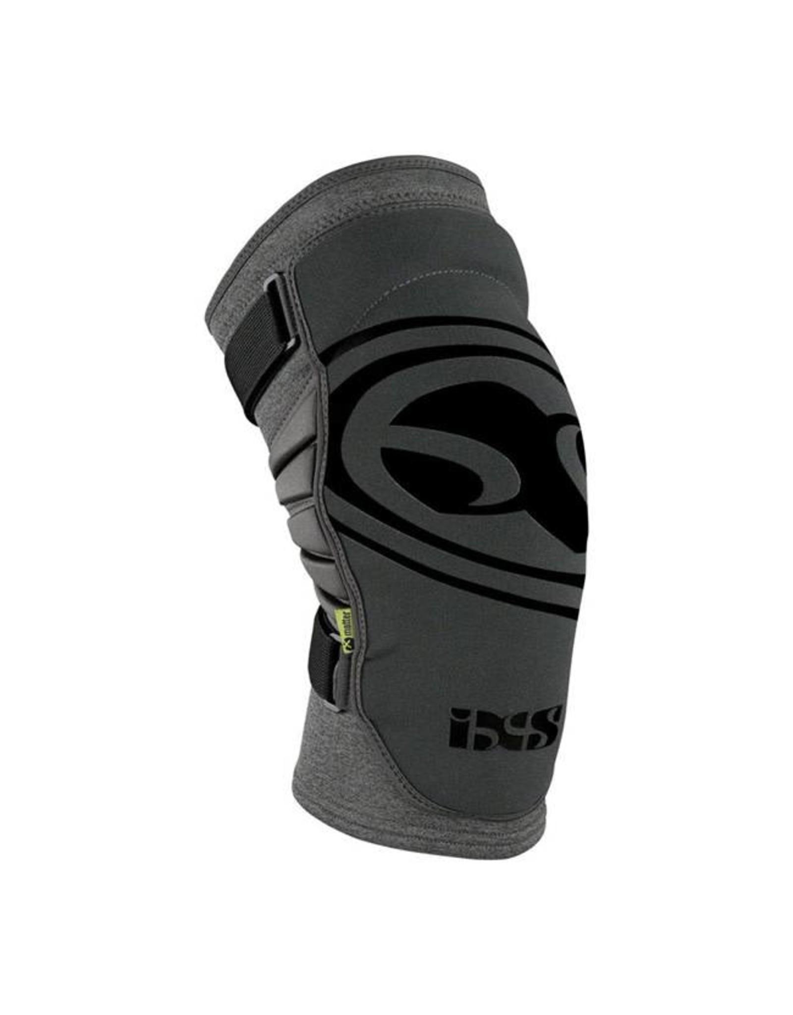 IXS iXS Carve Evo+ Knee Pads: Gray LG