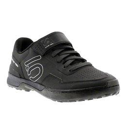 Five Ten Five Ten Kestrel Lace Men's Clipless Shoe: Black Carbon 8.5