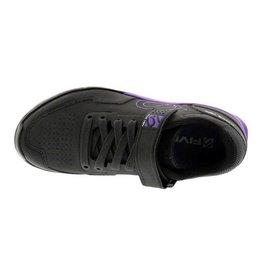 Five Ten Five Ten Kestrel Lace Women's Clipless Shoe: Black Purple 7.5