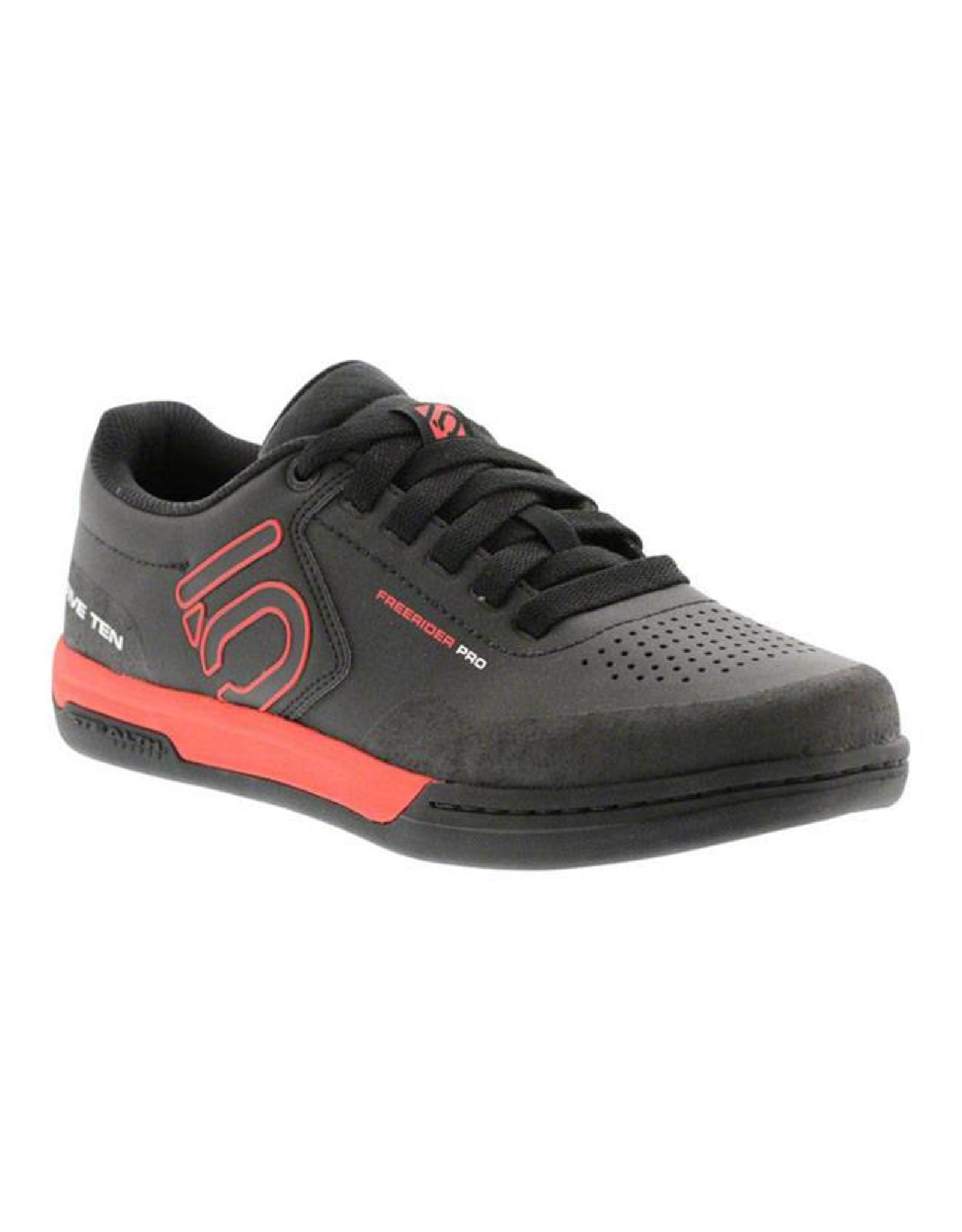 Five Ten Five Ten Freerider Pro Men's Flat Pedal Shoe: Black 12