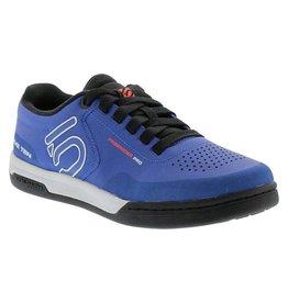Five Ten Five Ten Freerider Pro Men's Flat Pedal Shoe: EQT Blue 10.5