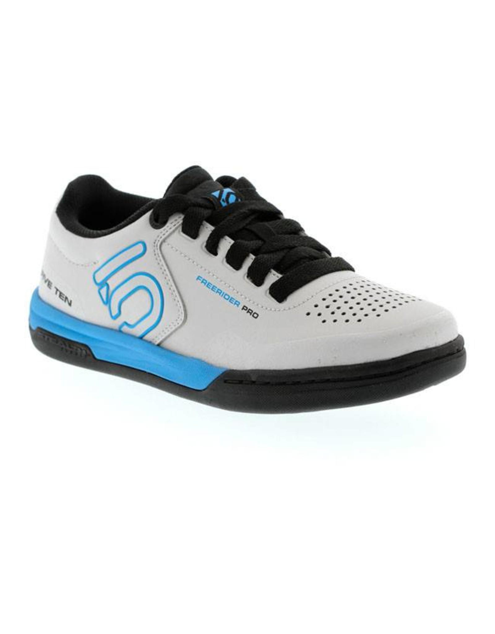 Five Ten Five Ten Freerider Pro Women's Flat Pedal Shoe: Solid Gray 6