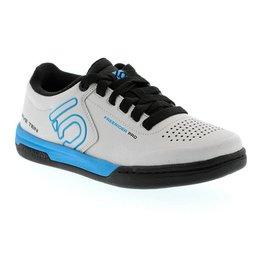 Five Ten Five Ten Freerider Pro Women's Flat Pedal Shoe: Solid Gray 8