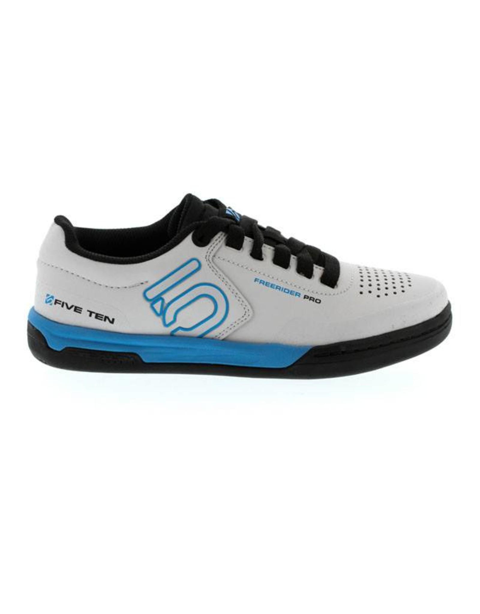 Five Ten Five Ten Freerider Pro Women's Flat Pedal Shoe: Solid Gray 10
