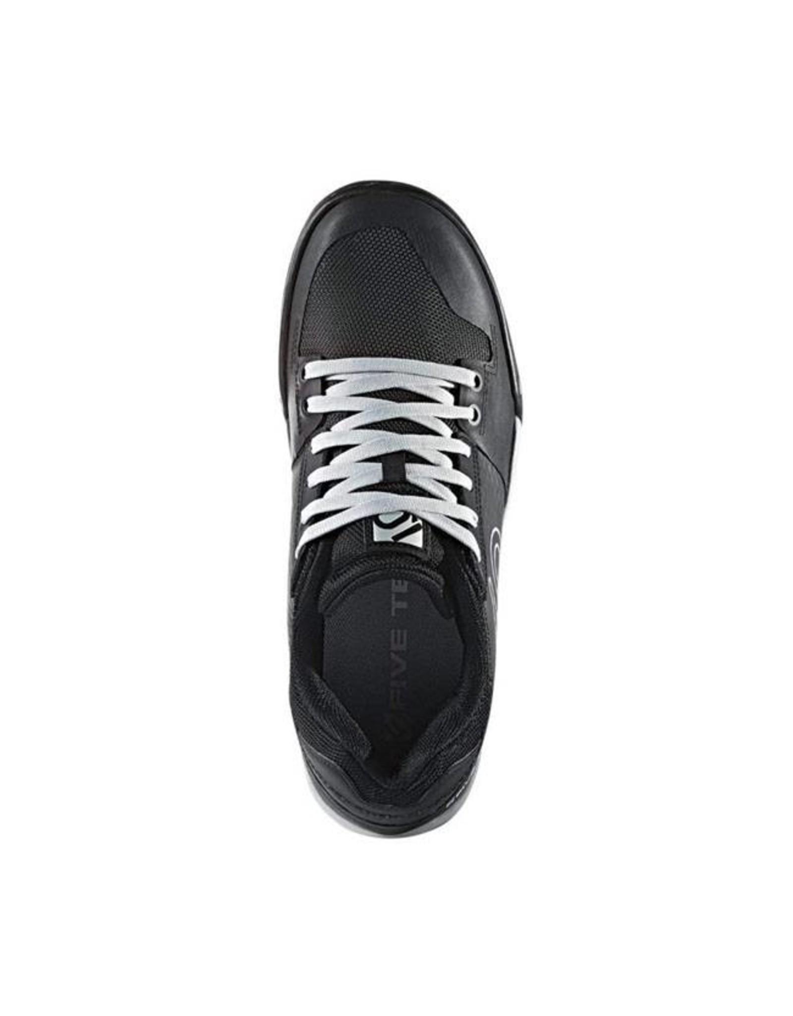Five Ten Five Ten Freerider Contact Men's Flat Pedal Shoe: Split Black 9.5