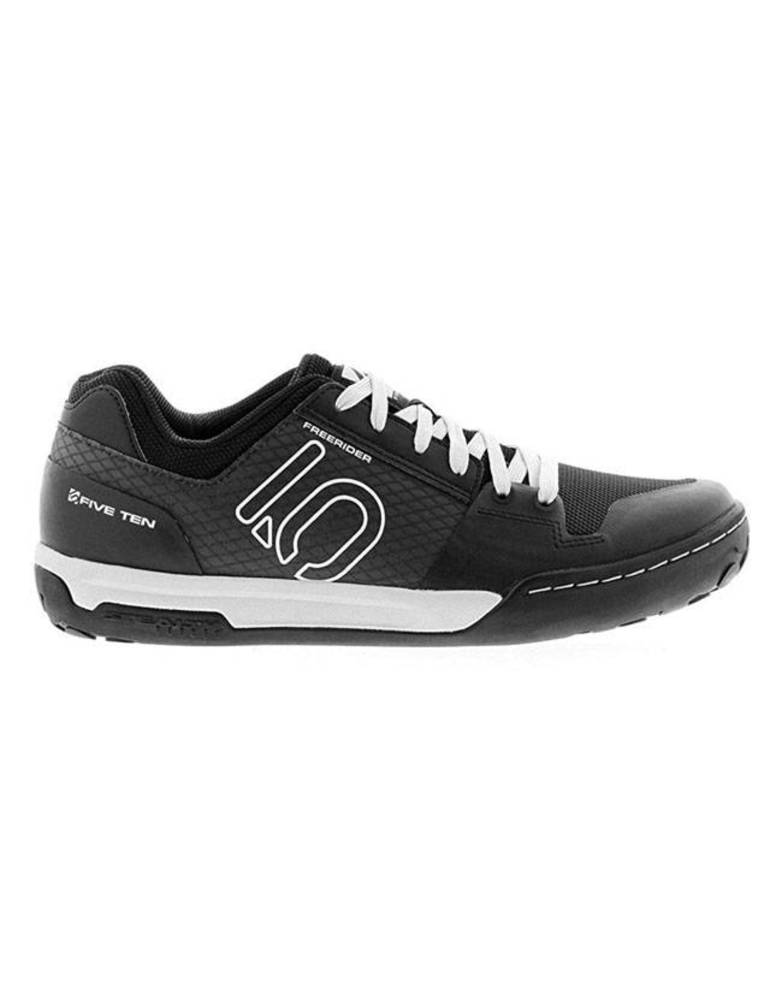 Five Ten Five Ten Freerider Contact Men's Flat Pedal Shoe: Split Black 10.5