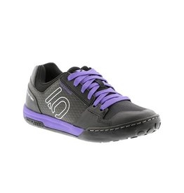 Five Ten Five Ten Freerider Contact Women's Flat Pedal Shoe: Split Purple 8.5