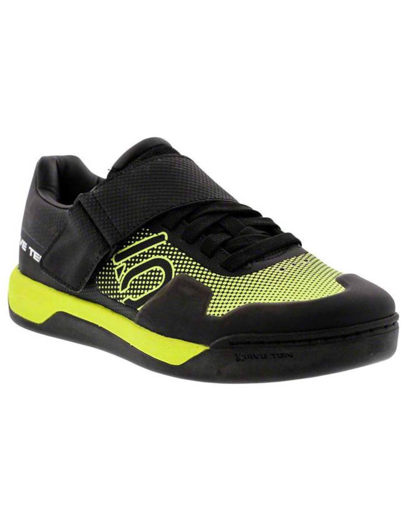 Five Ten Five Ten Hellcat Pro Men's Clipless/Flat Pedal Shoe: Semi Solar Yellow 11