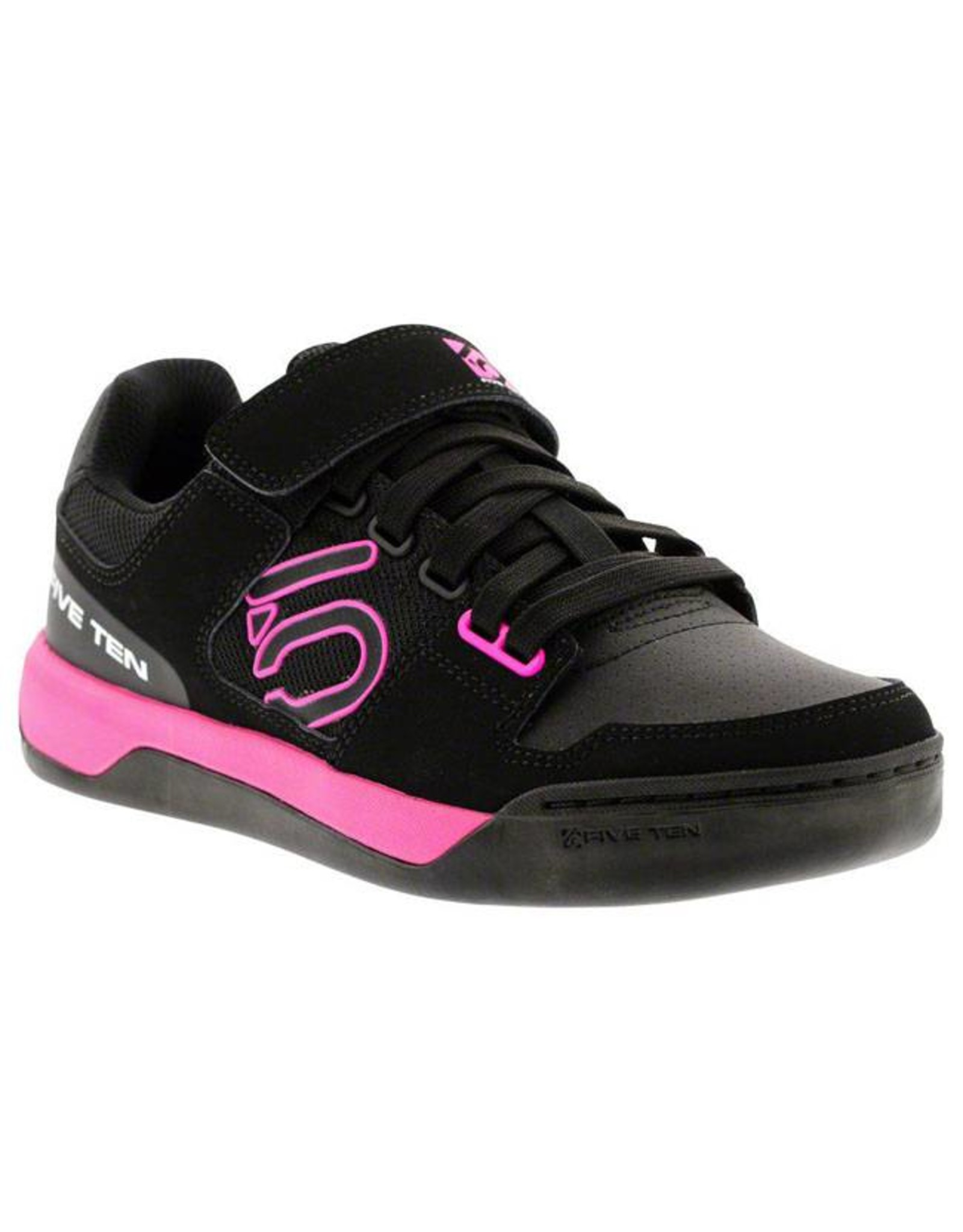 Five Ten Five Ten Hellcat Women's Clipless/Flat Pedal Shoe: Shock Pink 10