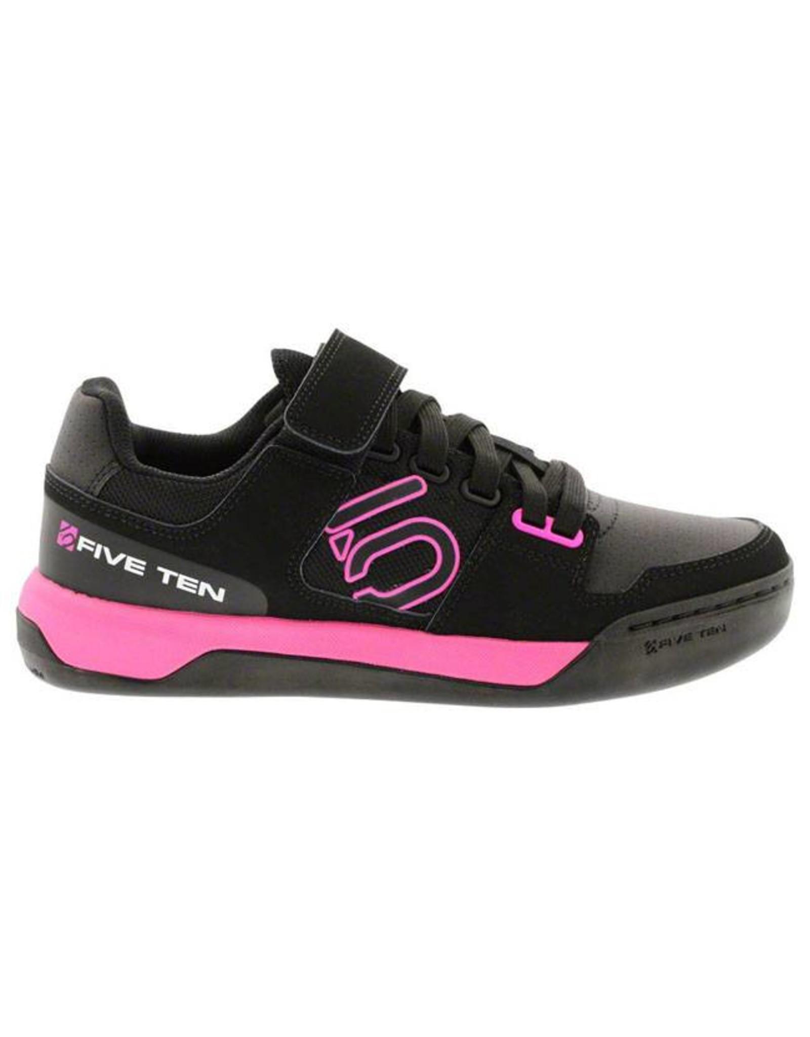 Five Ten Five Ten Hellcat Women's Clipless/Flat Pedal Shoe: Shock Pink 10.5