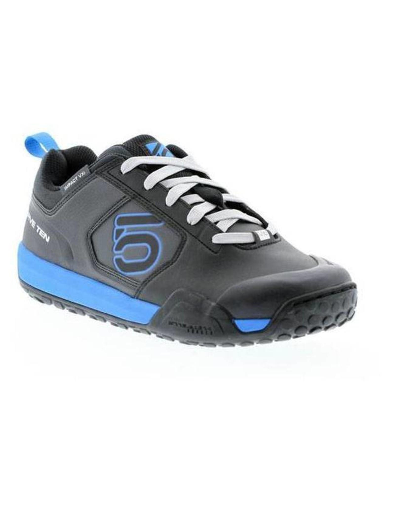 Five Ten Five Ten Impact VXI Men's Flat Pedal Shoe: Shock Blue 7.5