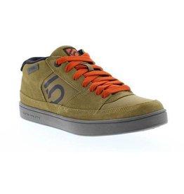 Five Ten Five Ten Spitfire Men's Flat Pedal Shoe: Craft Khaki 10.5