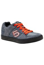 Five Ten Five Ten Freerider Men's Flat Pedal Shoe: Gray/Orange 8