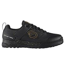Five Ten Five Ten Impact Pro Men's Flat Pedal Shoe: Black/Gold 9
