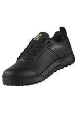 Five Ten Five Ten Impact Pro Men's Flat Pedal Shoe: Black/Gold 9.5