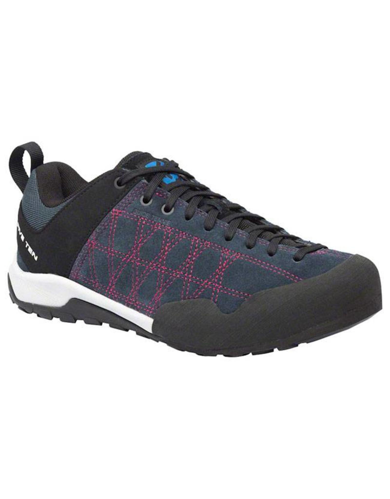 Five Ten Five Ten Guide Tennie Women's Approach Shoe: Gray/Fuchsia 8.5